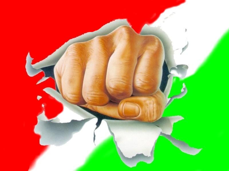 BASTA ITALIA!