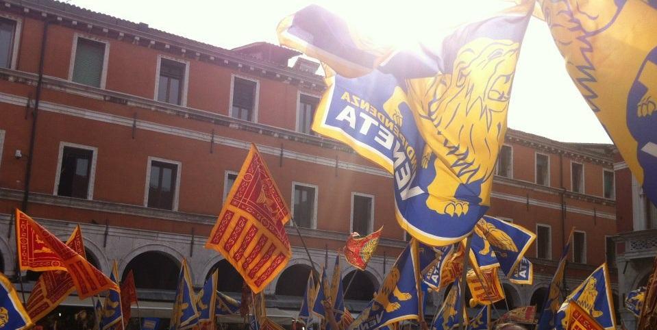 INDIPENDENZA VENETA RIEMPIE IL VUOTO POLITICO lasciato dalla lega e dai partiti italiani