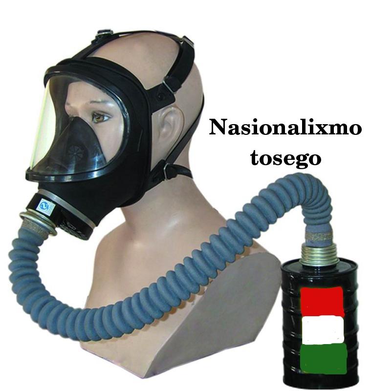 NAZIONALISMO E MASOCHISMO