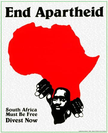 SUD AFRICA: LA POLIZIA BIANCA UCCIDE I MINATORI NERI