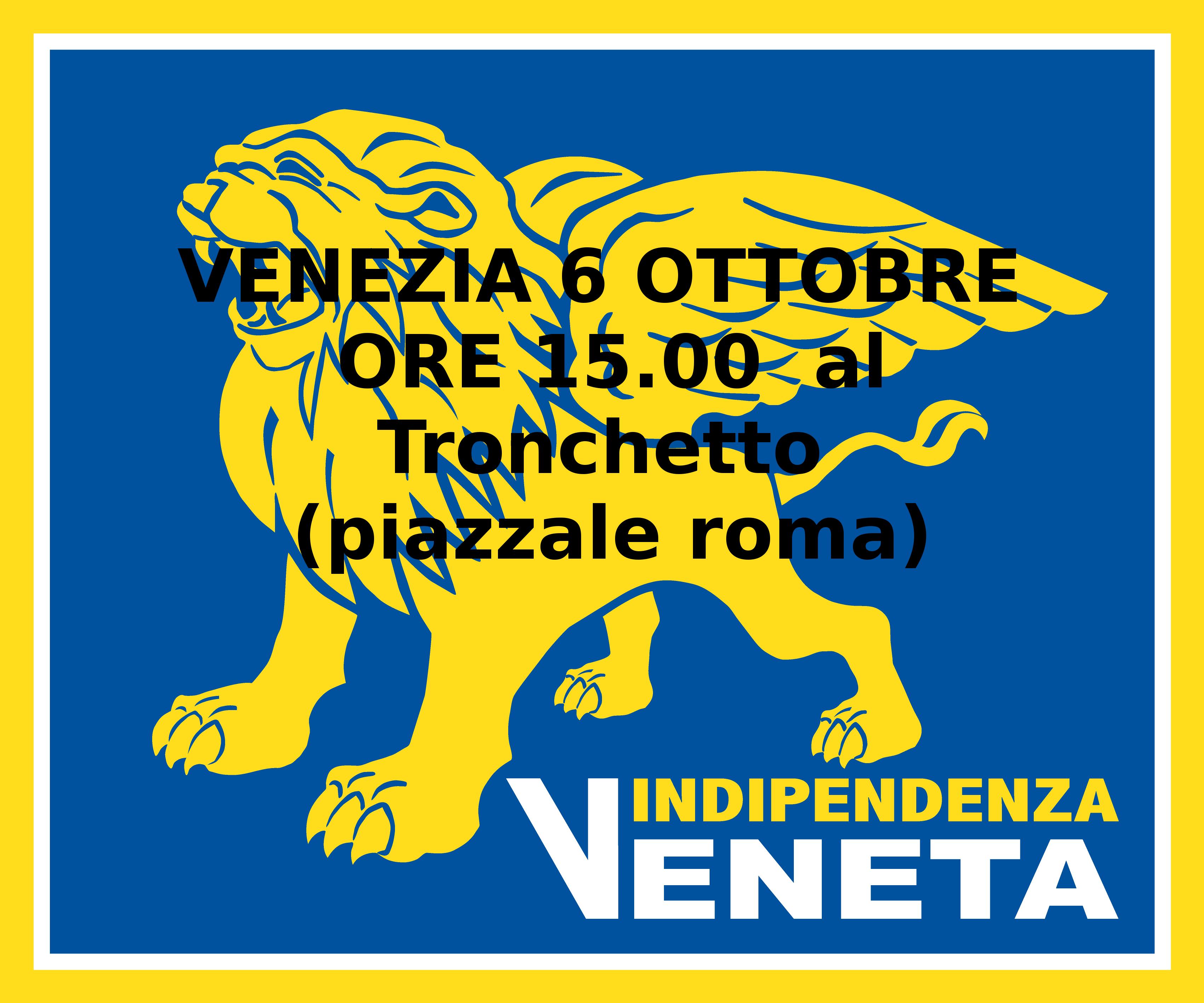 VENEZIA 6 OTTOBRE 2012