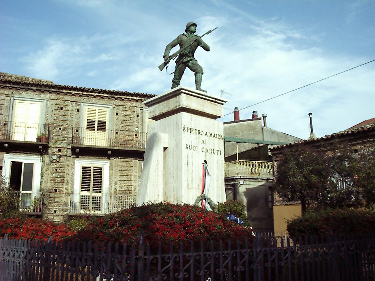 MONUMENTI E PROPAGANDA ITALIANA