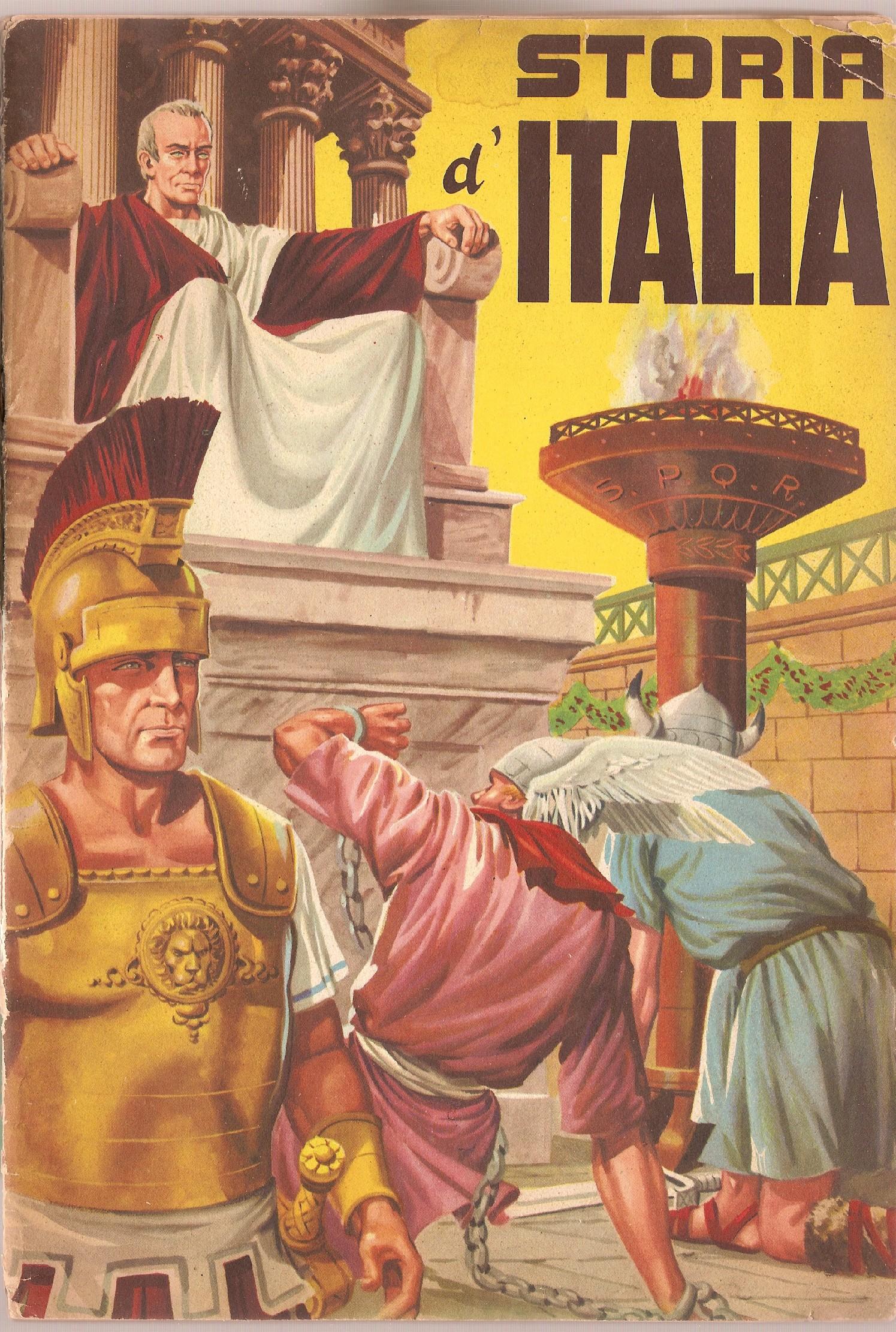 LA STORIA FALSA DELL'ITALIA: PROPAGANDA