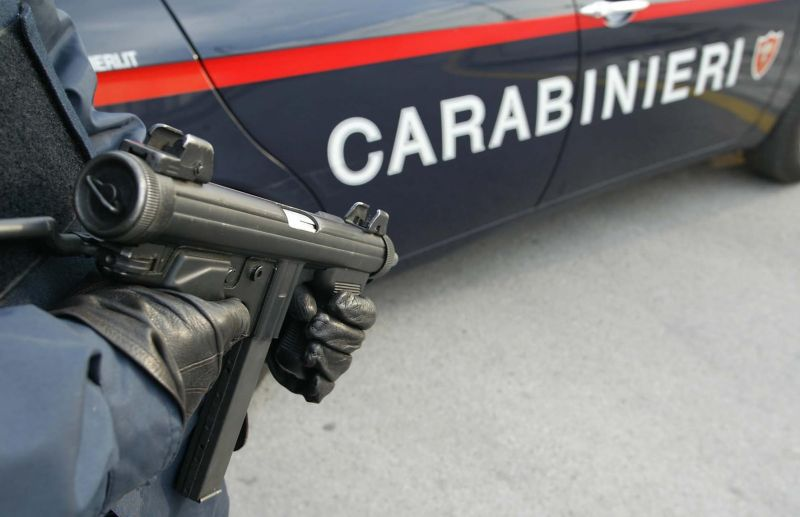AUMENTANO LE RAPINE IN CASA O L'INEFFICIENZA ITALIANA?