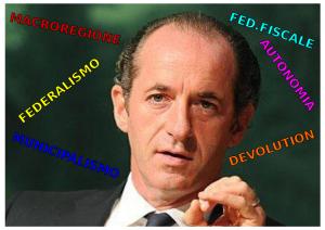 LUCA ZAIA  luca zaia veneto italia treviso regione politica lega nord