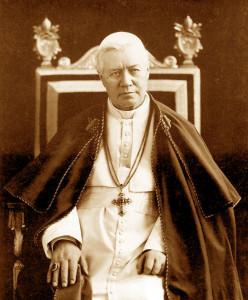 Papa_Pio_X_patriarca di venezia veneto