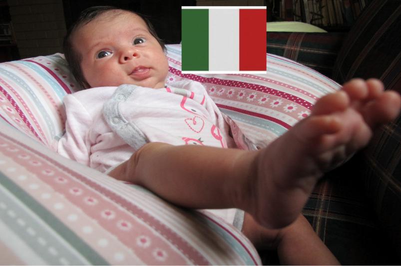 I BAMBINI ITALIANI SONO I PIU STUPIDI DELLA PENISOLA ITALICA