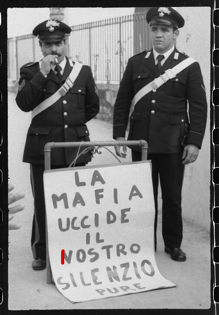 ITALIA PEGGIO DELLA MAFIA