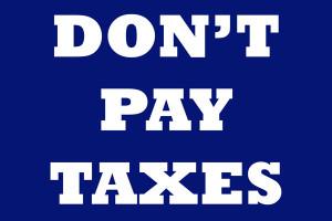 rivolta fiscale