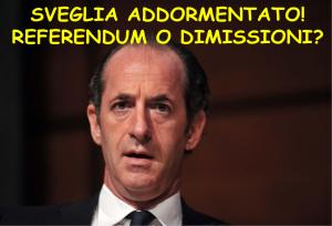 luca zaia regione veneto referendum indipendenza LUCA ZAIA Luca Zaia