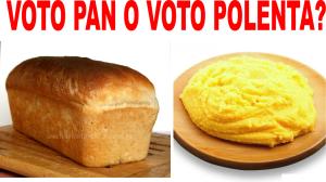 vuto pan o vuto polenta par condicio italia elezioni