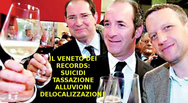 POSTER: IL VENETO DEI RECORDS