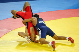 Olympics Day 4 - Wrestling