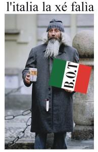 italia fallita Veneto no fallimento banca italy bankrupcy