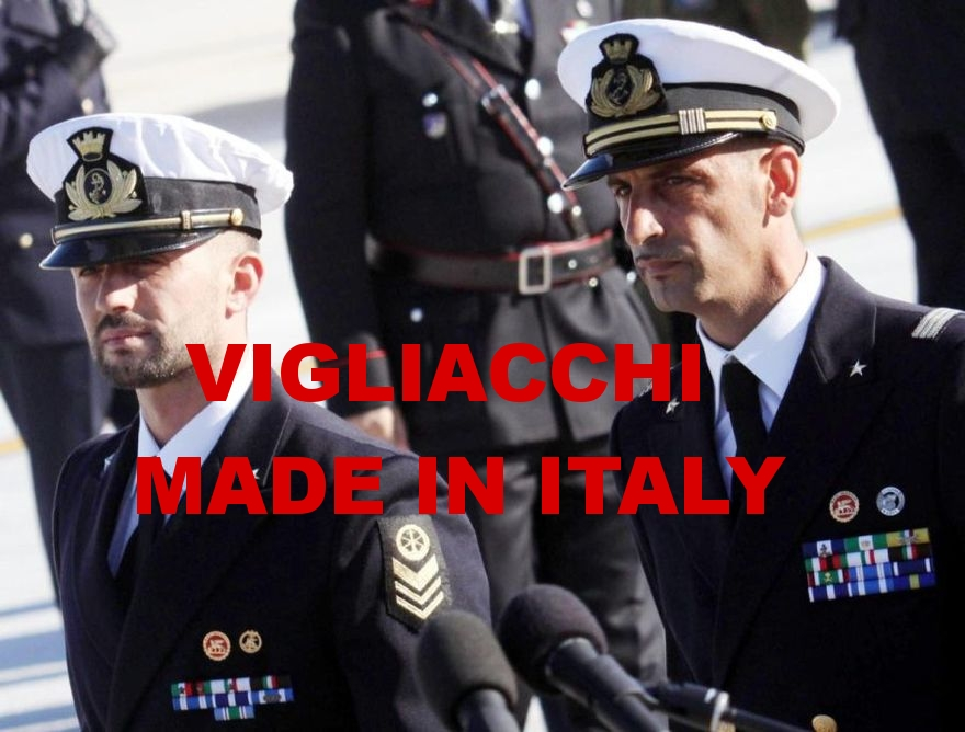 ITALIANI: VIGLIACCHI, TRADITORI, BUGIARDI