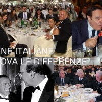 CENE ITALIANE: TROVA LE DIFFERENZE