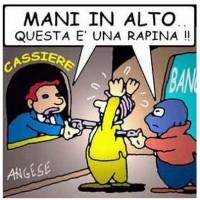 LE BANCHE ITALIANE SONO UN ORGANIZZAZIONE CRIMINALE