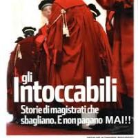 SOLO L'INDIPENDENZA CI LIBERERÀ DAI MAGISTRATI ITALIANI