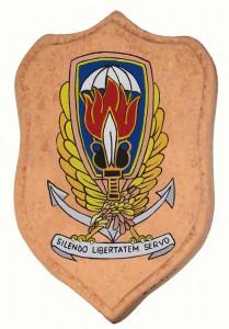 crest militare - Gladio - Angela Occhipinti - silendo libertatem servo
