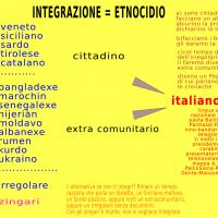 L'ITALIANO, L'EXTRACOMUNITARIO, L'IRREGOLARE. IL VENETO?
