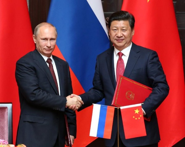 China-Russia-Alliance