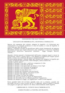 Manifesto exension lion