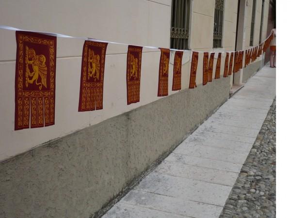 venetian flags