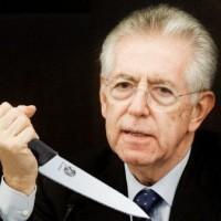 MARIO MONTI: CRIMINALE LEGALIZZATO