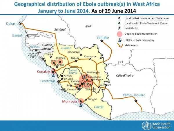 ebola difuxion