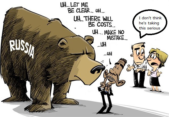 russian bear usa sanctions