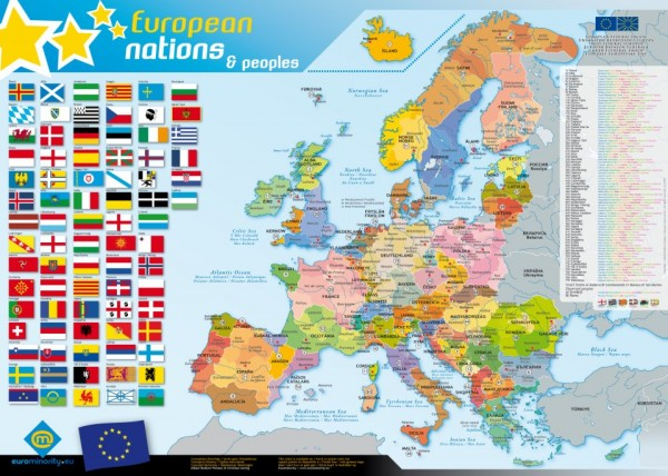 european nations peoples