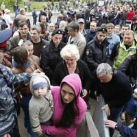 1 MILIONE DI RIFUGIATI: PULIZIA ETNICA IN UKRAINA!
